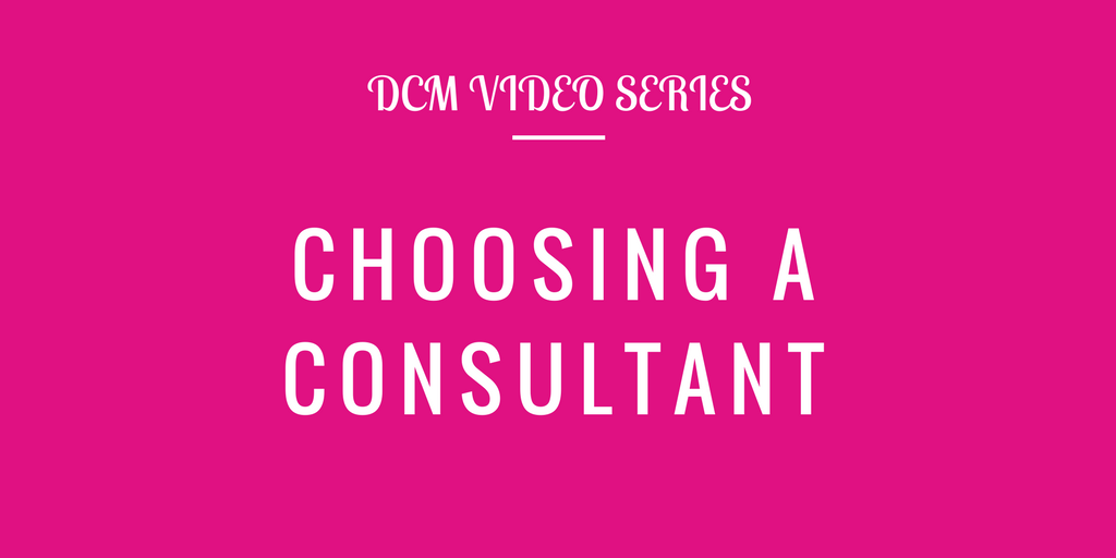 How to choose a marketing consultant