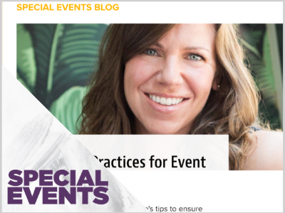 Best PR practices for event pros