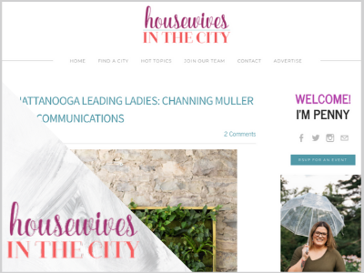 profile of women business owners in chattanooga