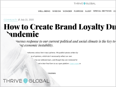 tips for creating brand loyalty